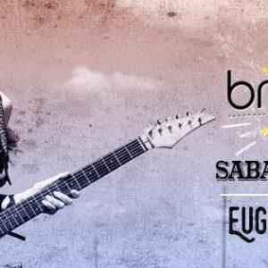 Eugenio in via di gioia in concerto al Bradipop Rimini