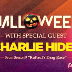 Classic Club Halloween con Charlie Hides