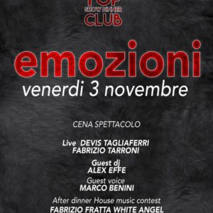 Nuova serata revival al Frontemare Rimini