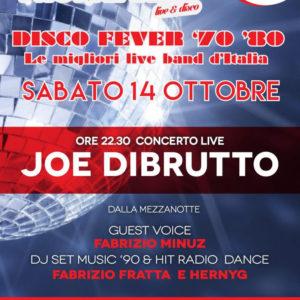 I Joe di Brutto animano il nuovo sabato del Frontemare Rimini