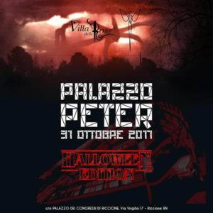 Halloween Peter Pan Riccione al Palacongressi