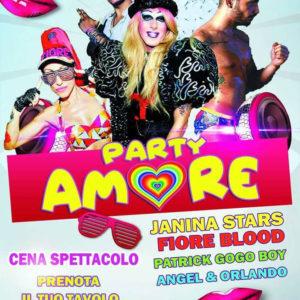 Janina Stars è la regina del Reset Club Riccione