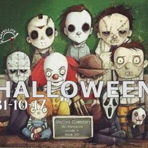 Il Satellite Rimini presenta Halloween party story