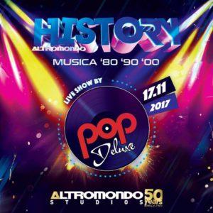 Altromondo history ti posta a spasso nel tempo con i Pop Deluxe