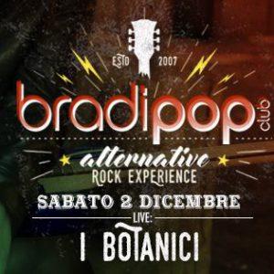 Sabato doppio live al Bradipop Rimini.