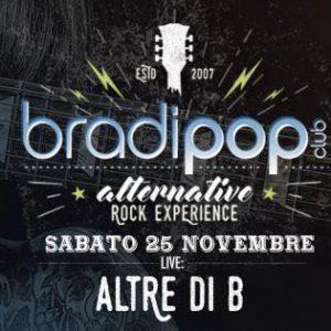 Rock e ancora Rock al Bradipop Rimini