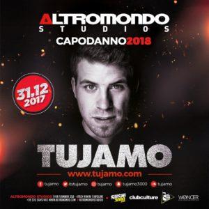 Capodanno Altromondo Studios 2018 con Tujamo