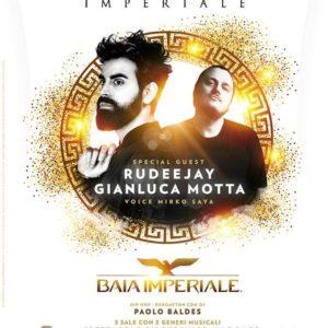 Capodanno Baia Imperiale 2018 con Rudeejay e Gianluca Motta