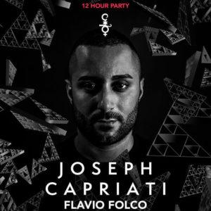 Capodanno Cocorico 2018 con Joseph Capriati per 12 ore di follia!