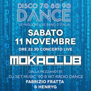 I Moka Club animano il nuovo sabato revival del Frontamare Rimini