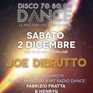 I Joe di Brutto animano il nuovo sabato Frontemare Rimini