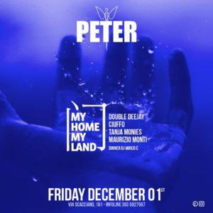 Double Deejay e Ciuffo si scatenano tutta la sera al Peter