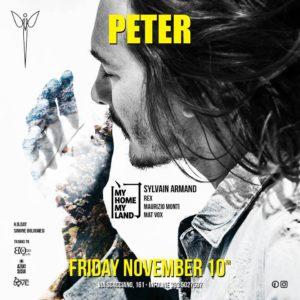 Sylvain Armand è il re del venerdì Peter Pan