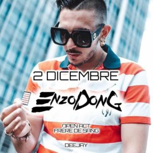 Enzo Dong in live solo al Vision Club