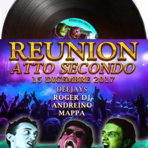 Reunion Savioli atto 2. Monamour Rimini is Roc!