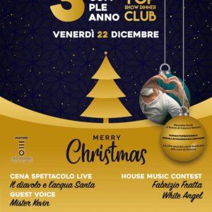 Merry Christmas al Frontemare Rimini
