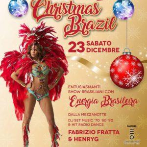 Sabato di show brasiliani al Frontemare Rimini