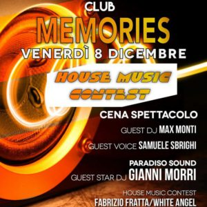 House music contenst al Frontemare Rimini