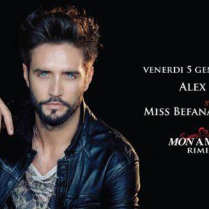 Alex Belli è il grande ospite del Monamour Rimini