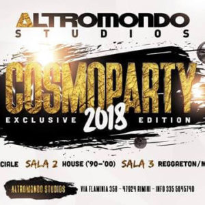 Cosmoprof 2018 all'Altromondo Studios con Gordon