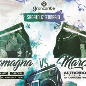Altromondo Grancaribe presenta Romagna Vs Marche
