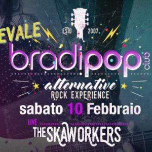 I The Skaworkers colorano il carnevale del Bradipop Rimini