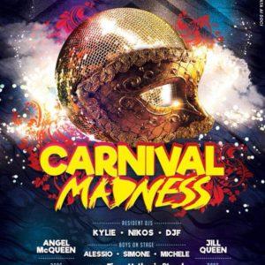 Classic Rimini presenta Carnival Madness