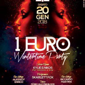 Classic club presenta la nuova edizione di Party 1 euro