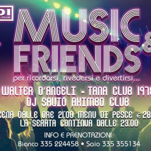 Music e Friends al Malindi Cattolica