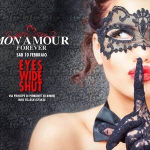 Monamour Rimini presenta Eyes Wide Shut