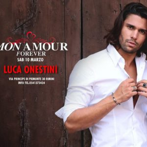 Festa della Donna al Mon Amour con Luca Onestini
