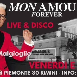 Serata speciale al Mon amour con Cristiano Malgioglio