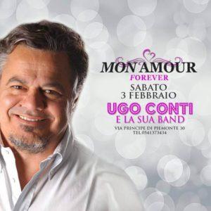Monamour Forever con Ugo Conti e la sua band