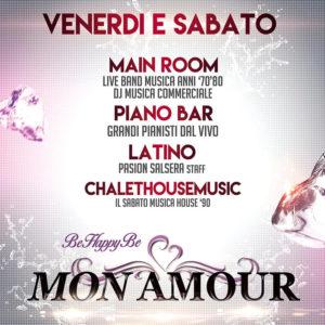 Il Sabato sera del Mon Amour Rimini