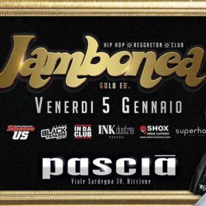 Jambonea party al Pascia Riccione