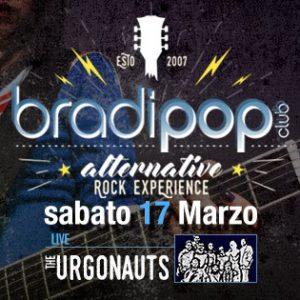 The Urgonauts il loro nuovo disco in anteprima al Bradipop Rimini
