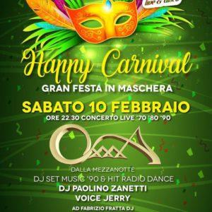 Happy Carnival al Frontemare Rimini