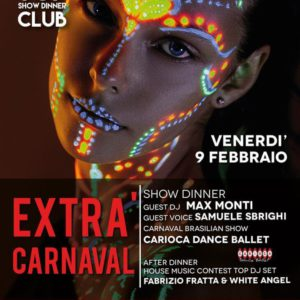 Extra Carnaval al Frontemare Rimini
