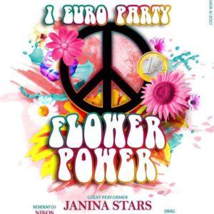 Power of Love! Quello vero con Janina Stars al Classic Club