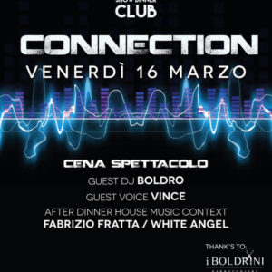 Frontemare Rimini presenta Connection