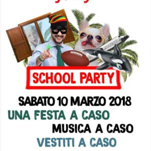 School Party al Jolly Disco