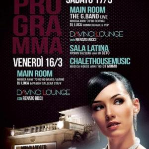 The G.Band in live al Mon Amour Rimini