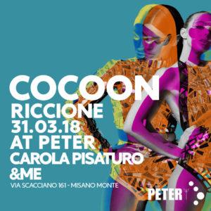 Tutta la notte al Peter con Carola Pisaturo