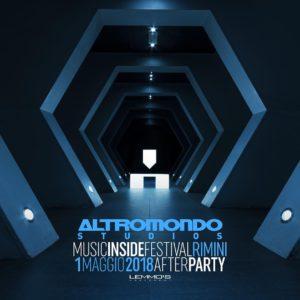 Altromondo Music Inside Festival After Party 2018