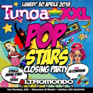 Altromondo e Tunga presentano Pop Stars