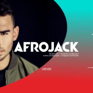 La super star Afrojack ti aspetta per un live show leggendario all'Altromondo Studios