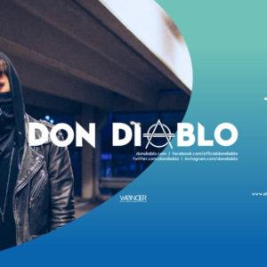 Arriva Don Diablo! L'estate dell'Altromondo Studios entra nel vivo.
