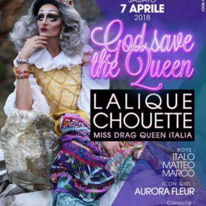 God Save the Queen al Classic Club