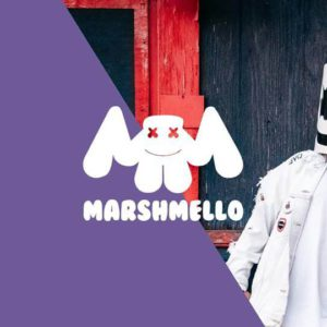 Il misterioso Marshmello è il protagonista del nuovo venerdì Cocorico