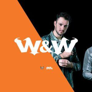 Ricarica di adrenalina con i W&W al Cocorico Riccione.
